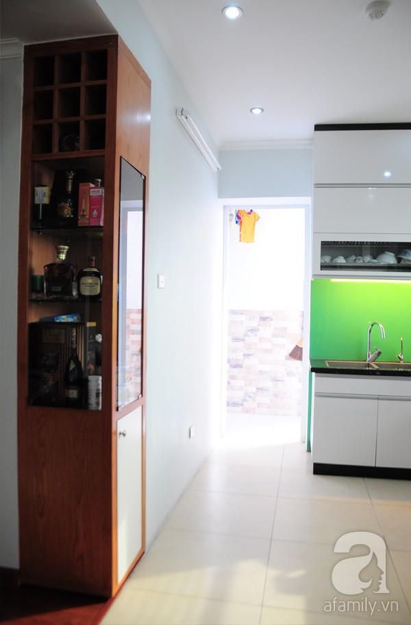 Thăm căn hộ có không gian bếp hoàn hảo tại Dịch Vọng – Hà Nội 12