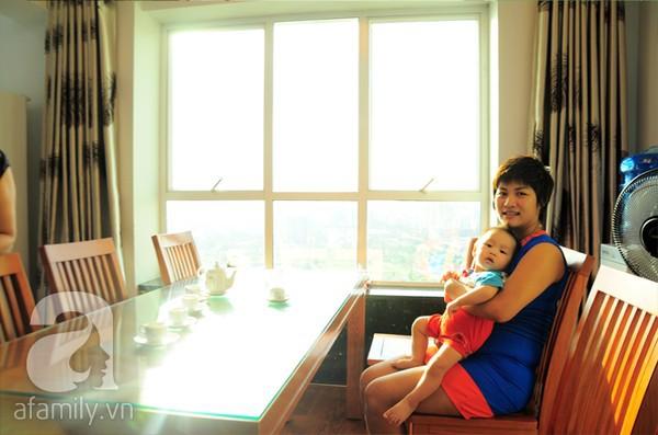 Thăm căn hộ có không gian bếp hoàn hảo tại Dịch Vọng – Hà Nội 13