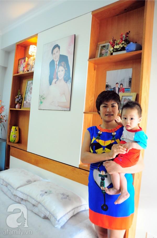 Thăm căn hộ có không gian bếp hoàn hảo tại Dịch Vọng – Hà Nội 15