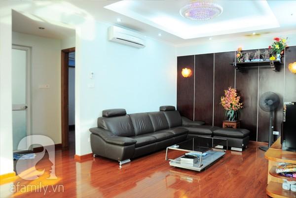 Thăm căn hộ có không gian bếp hoàn hảo tại Dịch Vọng – Hà Nội 2