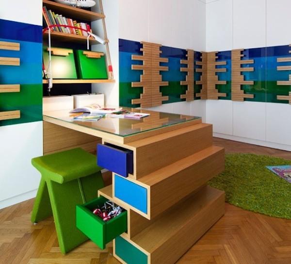 Những mẹo lưu trữ thông minh cho phòng trẻ 2