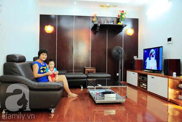 Thăm căn hộ có không gian bếp hoàn hảo tại Dịch Vọng – Hà Nội 3