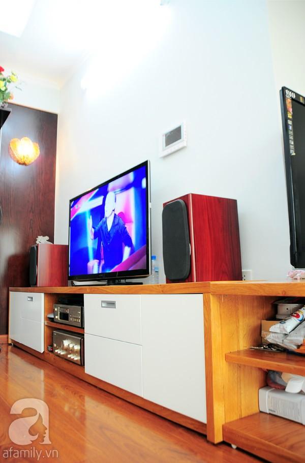 Thăm căn hộ có không gian bếp hoàn hảo tại Dịch Vọng – Hà Nội 4