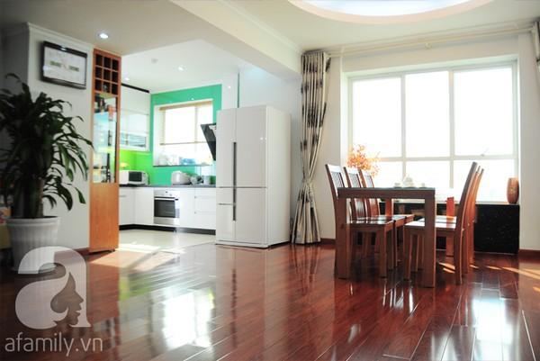 Thăm căn hộ có không gian bếp hoàn hảo tại Dịch Vọng – Hà Nội 5