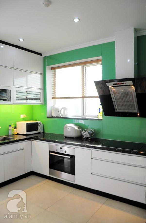 Thăm căn hộ có không gian bếp hoàn hảo tại Dịch Vọng – Hà Nội 8