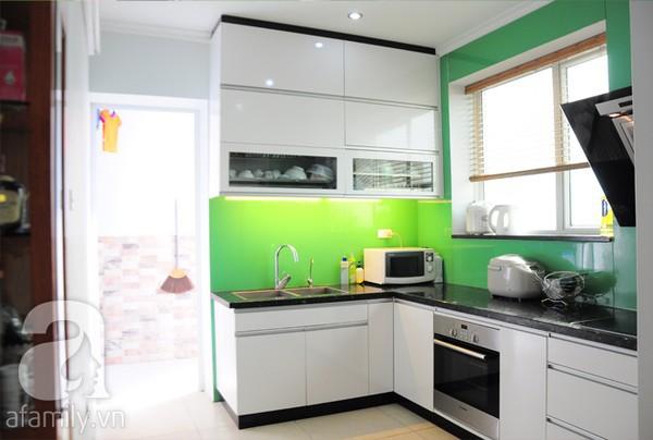 Thăm căn hộ có không gian bếp hoàn hảo tại Dịch Vọng – Hà Nội 9