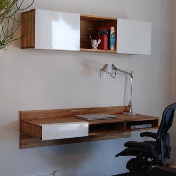 4 kiểu bàn làm việc tối ưu cho không gian nhỏ 1
