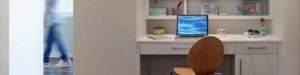 4 kiểu bàn làm việc tối ưu cho không gian nhỏ 8