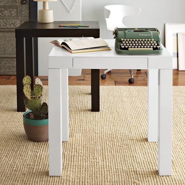 4 kiểu bàn làm việc tối ưu cho không gian nhỏ 7