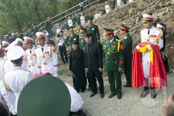 Đại tướng Võ Nguyên Giáp đã yên nghỉ trong lòng đất Mẹ 90