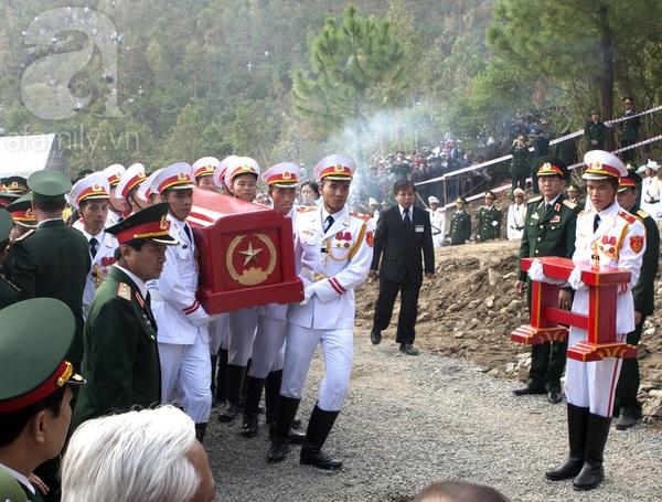 Đại tướng Võ Nguyên Giáp đã yên nghỉ trong lòng đất Mẹ 91