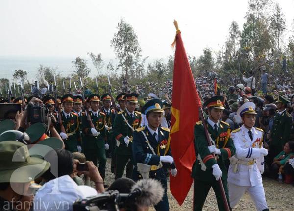 Đại tướng Võ Nguyên Giáp đã yên nghỉ trong lòng đất Mẹ 97
