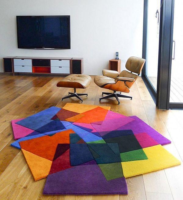 Giúp không gian sống sinh động bằng vật dụng màu sắc 5