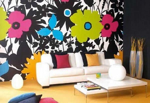 Giúp không gian sống sinh động bằng vật dụng màu sắc 6