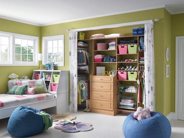 Mẹo sắp xếp tủ quần áo tiện dụng và ấn tượng 8