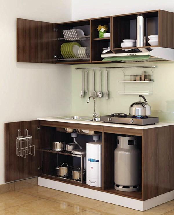 Tư vấn thiết kế căn hộ 15m² đầy đủ chức năng 7