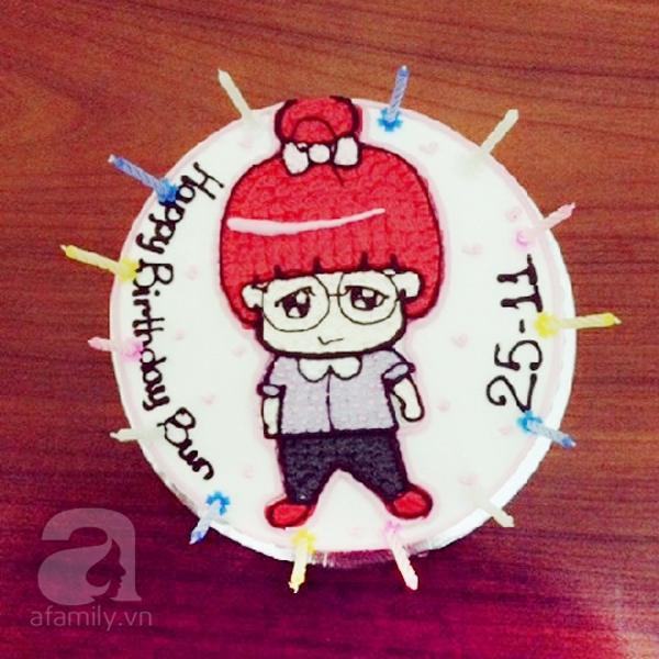 Gợi ý 3 địa chỉ đặt bánh sinh nhật ngon ở Hà Nội 3