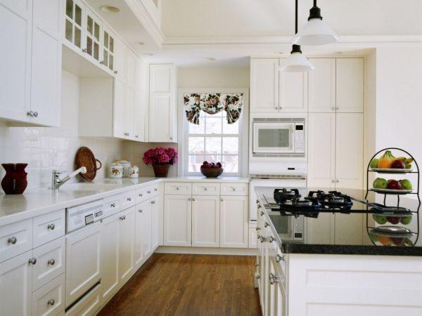 Trắng - Gam màu hot dành cho phòng bếp năm 2014 3