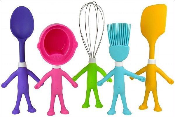 Những món dụng cụ làm bếp vui nhộn và tiện ích 5