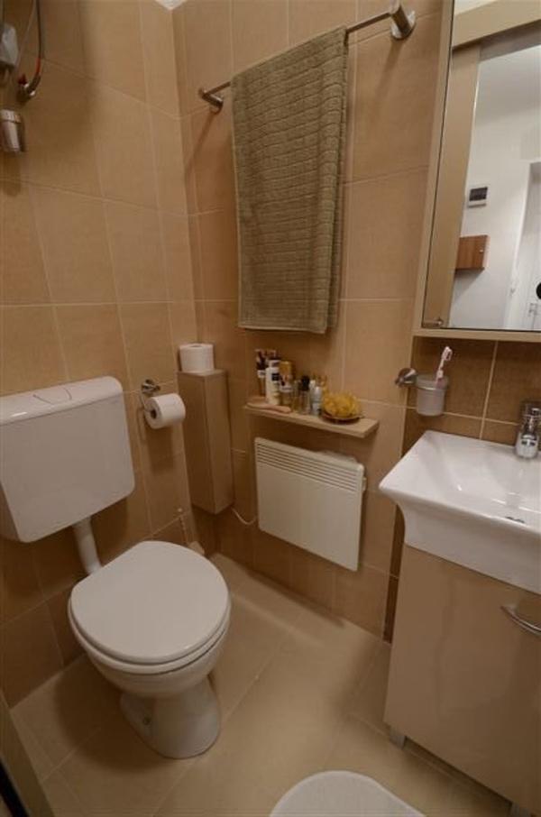 2 căn hộ dưới 15m² ấn tượng với cách bố trí nội thất siêu