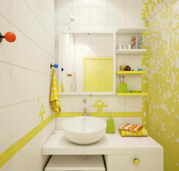 Căn hộ nhỏ đầy cảm hứng với tông màu vàng chanh 13