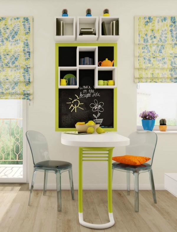 Căn hộ nhỏ đầy cảm hứng với tông màu vàng chanh 9