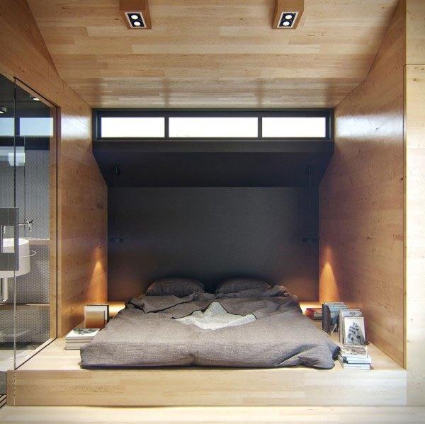 Ngôi nhà 18m² đậm cá tính nhờ nội thất gỗ độc đáo 8