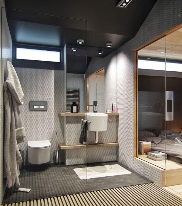 Ngôi nhà 18m² đậm cá tính nhờ nội thất gỗ độc đáo 7