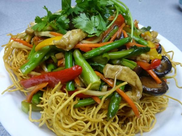 5 quán cơm chay ngon, giá siêu bình dân tại Sài Gòn 4
