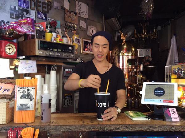 Đi uống cốc cà phê... một lít ở Seoul 3