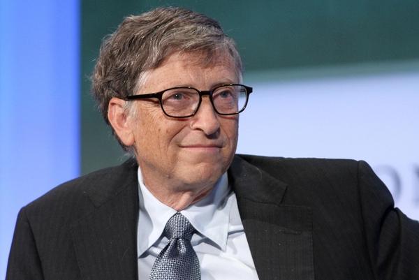 Bill Gates quyên góp 5.7 triệu USD chống lại đại dịch Ebola 1