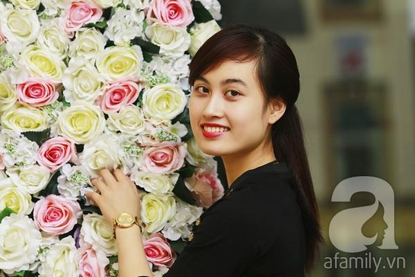 HLV thể hình nữ Nguyễn Trà My