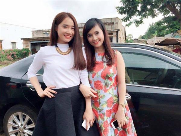 chị em gái diễn viên Nhã Phương