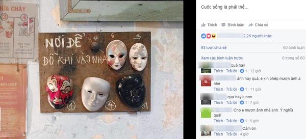 mặt nạ nhân cách