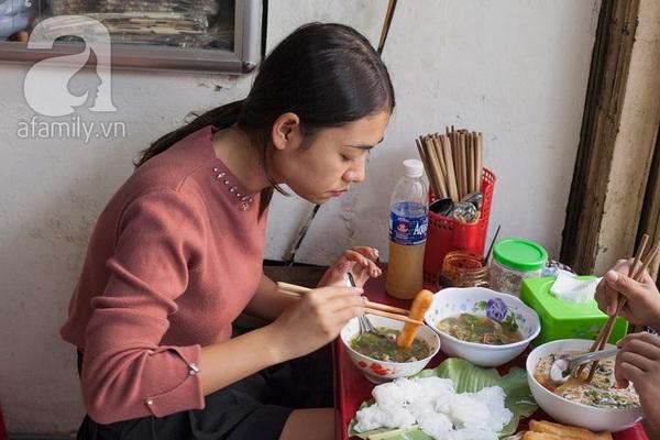 bún ốc Nguyễn Siêu