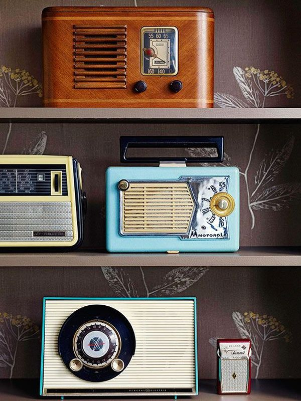 Trang trí nhà với phụ kiện và nội thất retro đậm chất hoài cổ 1