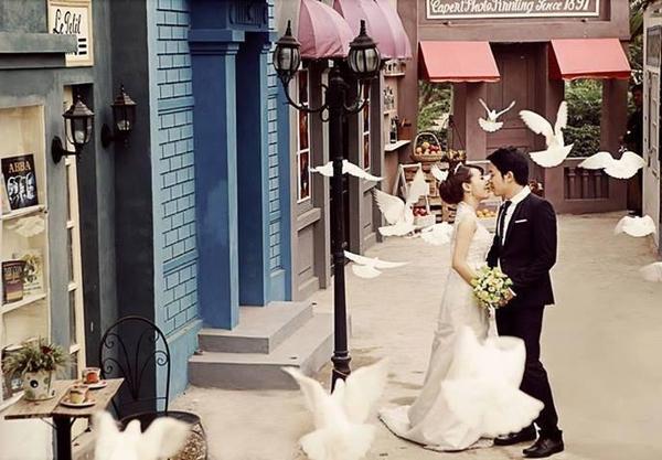 10 phim trường chụp ảnh cưới đẹp nhất tại Hà Nội 10