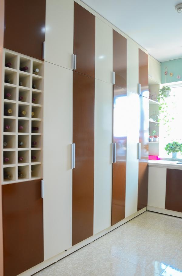Ngắm căn hộ có góc vườn truyền cảm hứng cho cả khu chung cư ở Hà Nội 3