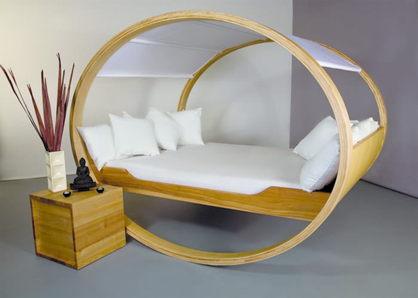 """Mẫu giường ngủ độc đáo khiến bạn """"ngắm không chớp mắt""""  10"""
