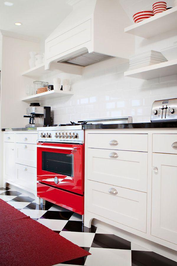 Trang trí nhà với phụ kiện và nội thất retro đậm chất hoài cổ 3