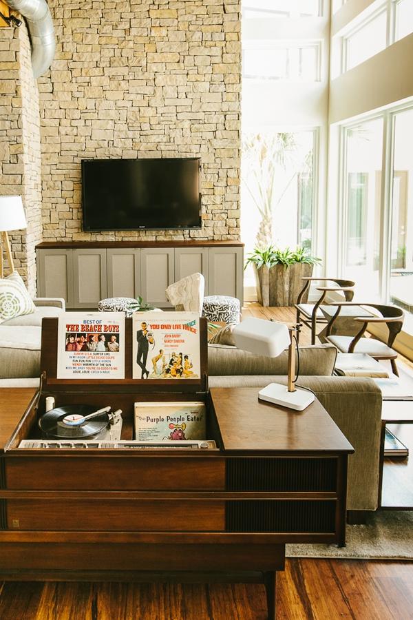 Trang trí nhà với phụ kiện và nội thất retro đậm chất hoài cổ 6