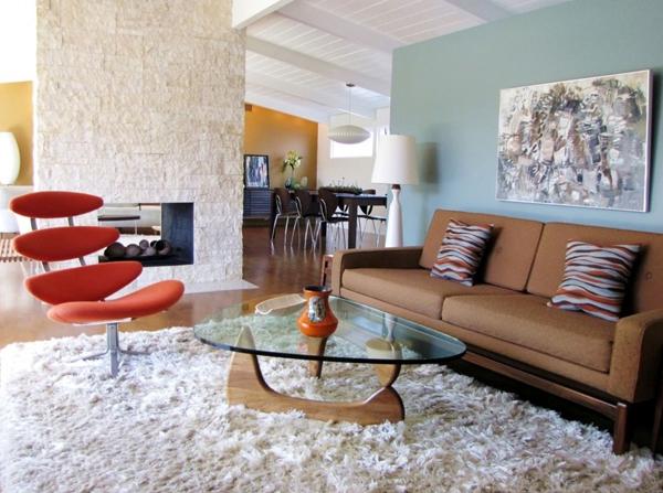 Trang trí nhà với phụ kiện và nội thất retro đậm chất hoài cổ 8