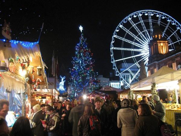 Những khu chợ Giáng sinh lung linh nhất thế giới 20