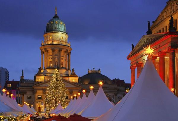 Những khu chợ Giáng sinh lung linh nhất thế giới 16