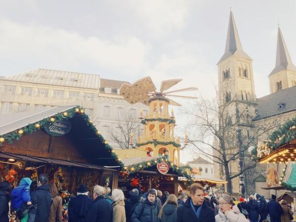 Những khu chợ Giáng sinh lung linh nhất thế giới 21