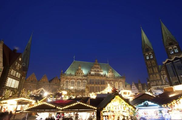 Những khu chợ Giáng sinh lung linh nhất thế giới 11