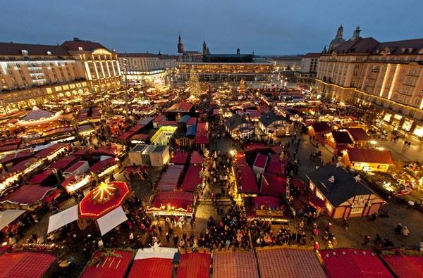 Những khu chợ Giáng sinh lung linh nhất thế giới 3