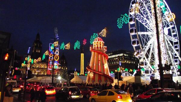Những khu chợ Giáng sinh lung linh nhất thế giới 5