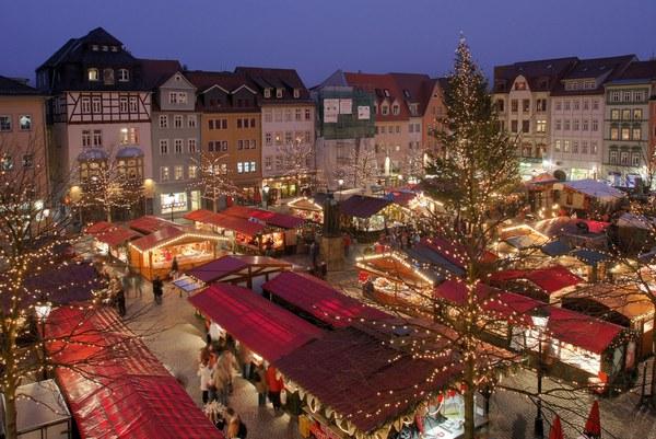 Những khu chợ Giáng sinh lung linh nhất thế giới 1