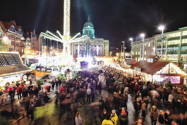 Những khu chợ Giáng sinh lung linh nhất thế giới 7